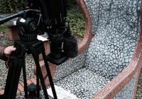 rbb-Kamera im Pocketpark
