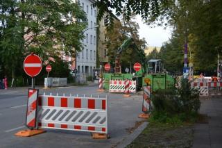 Sackgasse Mühlenstraße