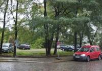 Heute Parkplatz, morgen Wohnhaus