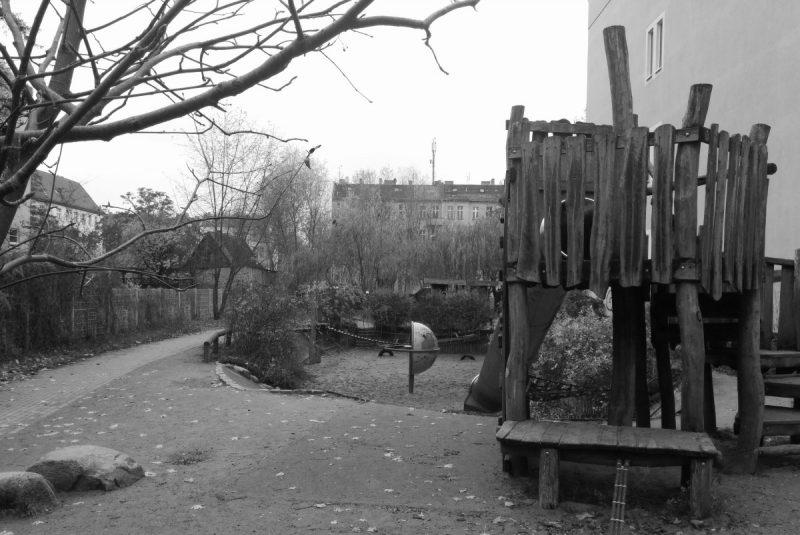 Eulen-Spielplatz