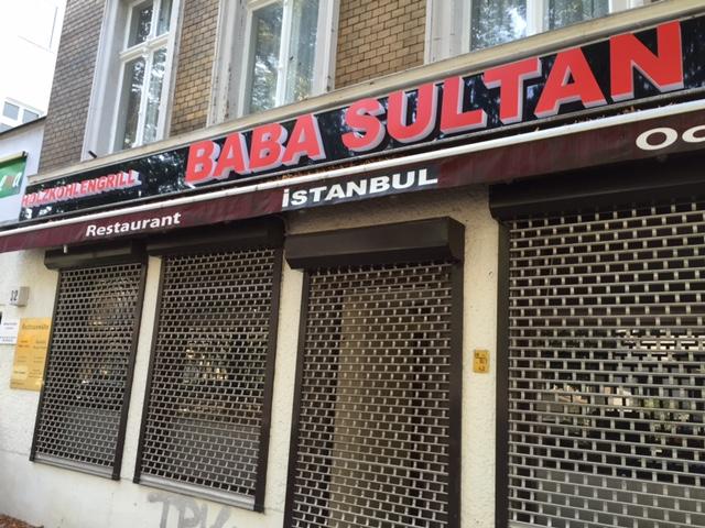 Hadigari, Istanbul, Baba Sultan