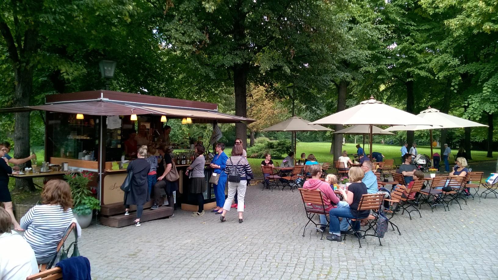 Café Sommer-Lust