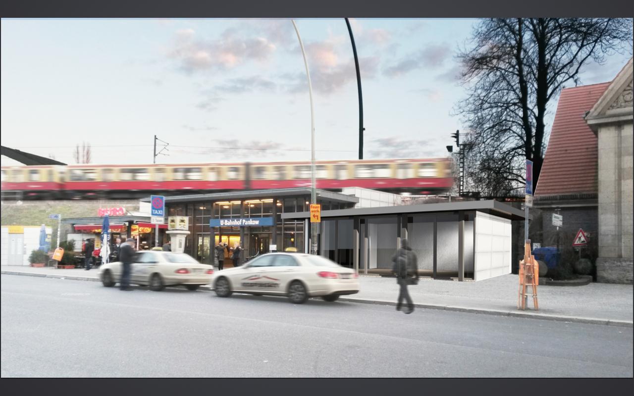 So könnte es in echt aussehen ©Olesch&Partner Architekten