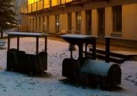 Schnee 22 November 2015