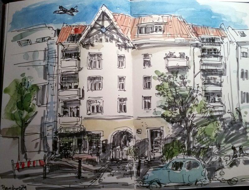 Florastraße 74 (© Christian Badel)